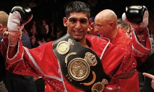 Amir Khan Does The UK