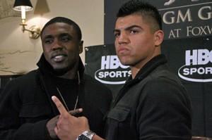 Andre Berto vs. Victor Ortiz: Fight or Fiction: