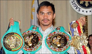 Who should Manny Pacquiao Fight Next?