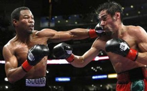 The Case for Sugar Shane Mosley