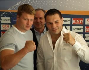 Povetkin Chagaev