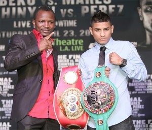 Abner Mares vs. Joseph Agbeko: A return to a classic?