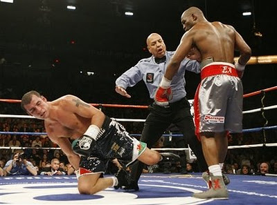 Calzaghe-Hopkins