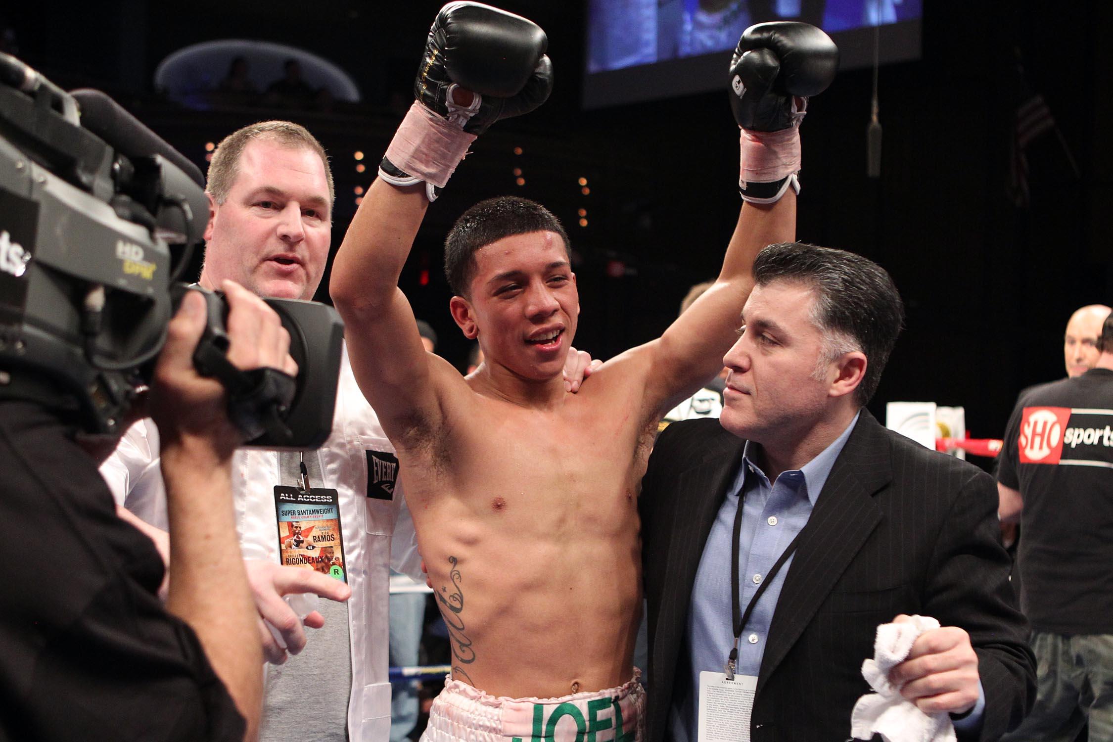 Diaz victory