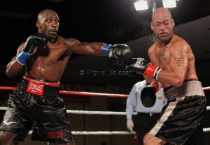 DONYIL LIVINGSTON  TO FACE LUIS ARIAS ON MAYDAY UNDERCARD