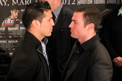 Martinez vs. Macklin