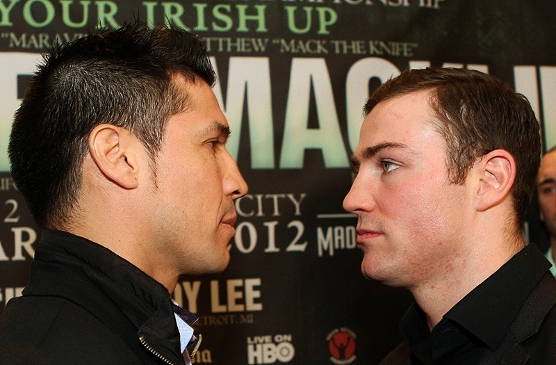 Martinez and Macklin