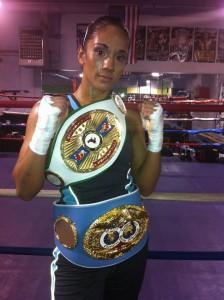 Amanda Serrano Vies for World Title No. 2 on April 27