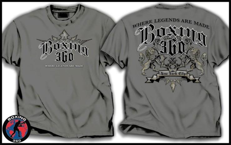 Boxing 360 Legends T-Shirt