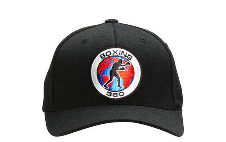 Boxing 360 Logo Cap