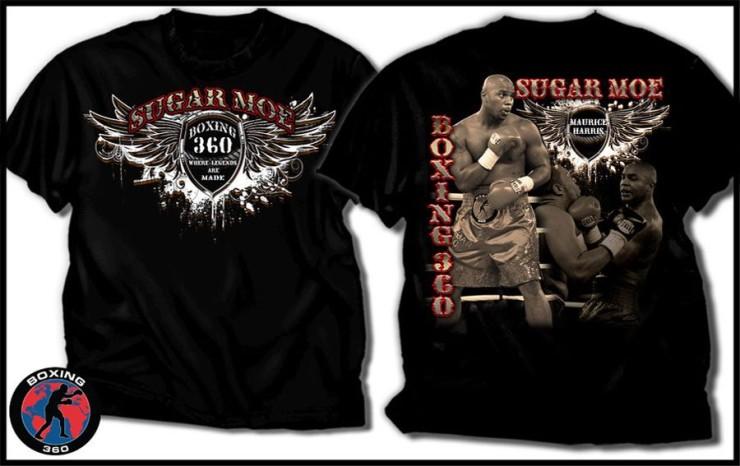 Boxing 360 Sugar Moe T-Shirt