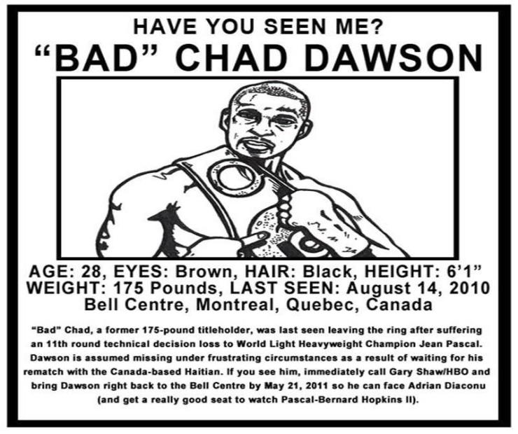 Dawson-Missing