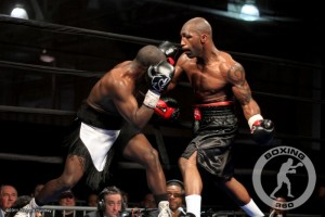 DONYIL LIVINGSTON LOOKING TO SHINE ON  SATURDAY