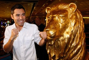 Boxing 360 TV- Oscar De La Hoya on the $3 Million offer