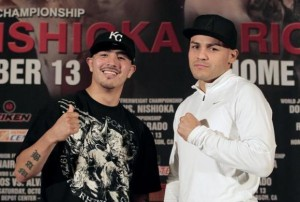 Can Alvarado/Rios Surpass Castillo/Corrales 1?