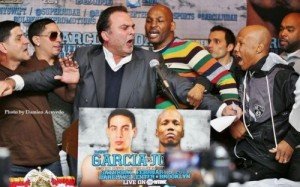 Showtime Garcia vs Judah and Quillin vs Guerrero