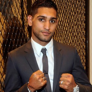 #Video Amir Khan talks #boxing Floyd Mayweather