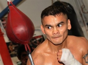 #Video: Marcos Maidana working hard for Josesito Lopez