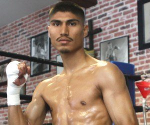 #video Mikey Garcia on sparring Pacquiao, Valero, Rios, and others