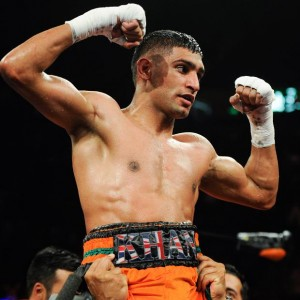 #Video Amir Khan on Pacquiao vs. RIos &amp; Broner vs Malignaggi