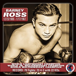 Barney Ross Wins World Welterweight Title