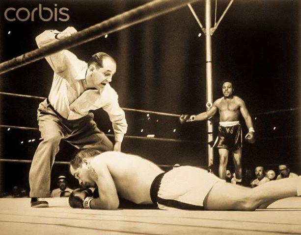 Archie Moore KO 3 Carl