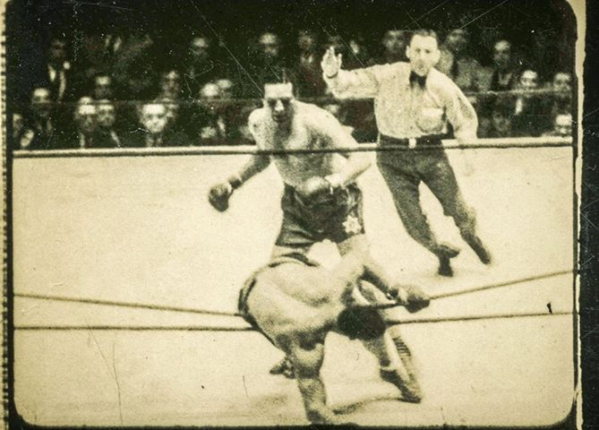 Max Baer's famous defeat of Primo Carnera