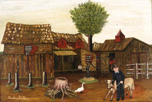 Mickey-Walker-Painting