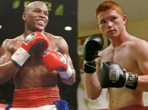 Floyd Mayweather vs. Canelo Alvarez Odds