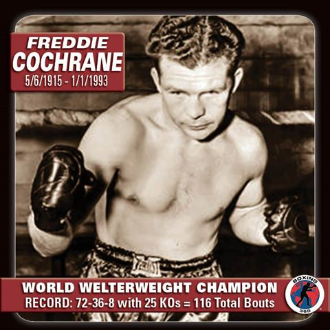 Freddie Cochrane