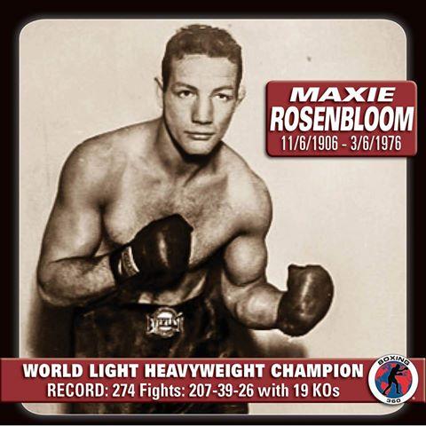 Maxie Rosenbloom