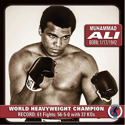 Muhammad Ali Bio, Facts, Family, Career