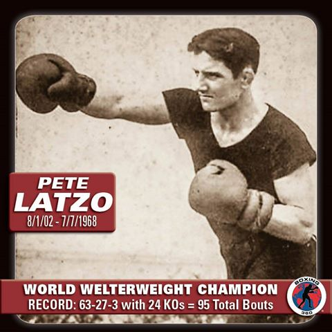 Pete Latzo