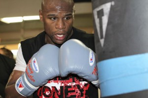 Floyd Mayweather on track for Canelo