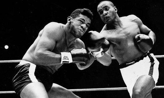 Sonny Liston KO 1 Floyd Patterson