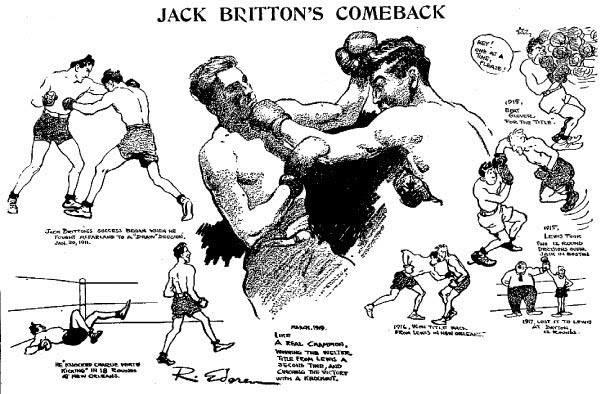 Jack Britton Comeback