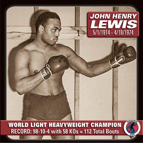 John Henry Lewis