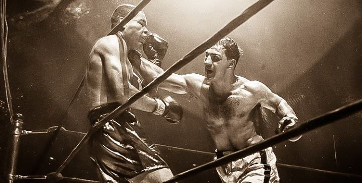 Rocky Marciano KO 8 Joe Louis, NYC