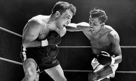 Sugar Ray Robinson vs.Jake LaMotta