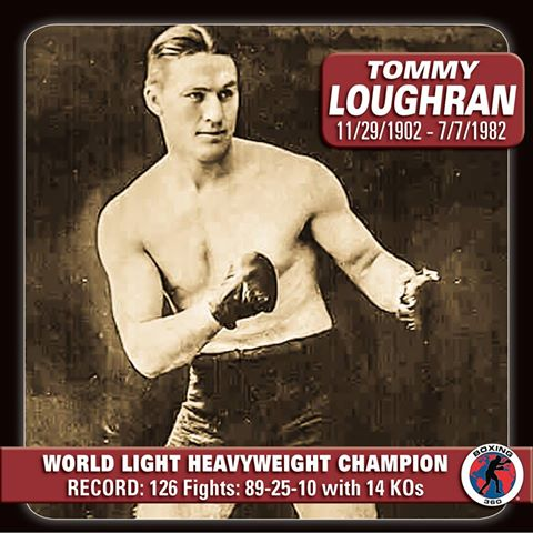 Tommy Loughran