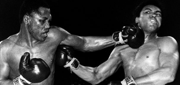 Smokin Joe Frazier vs Muhammad Ali