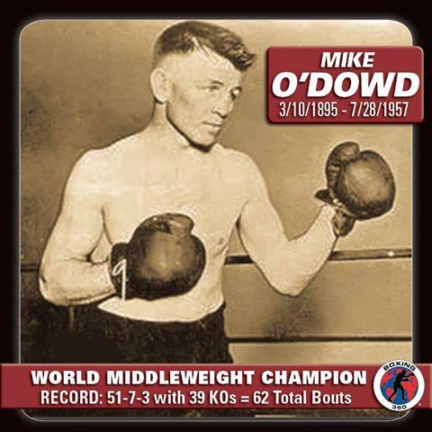 Mike O'Dowd