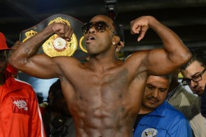 WHO WILL LAND ON MAYWEATHER-MAIDANA DATE?
