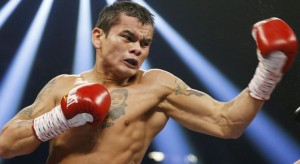 MARCOS MAIDANA GRABS THE GOLDEN TICKET