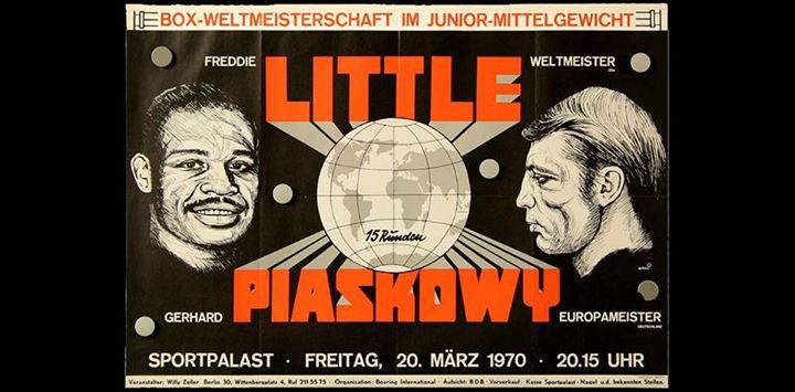 Freddie Little vs Piaskowy