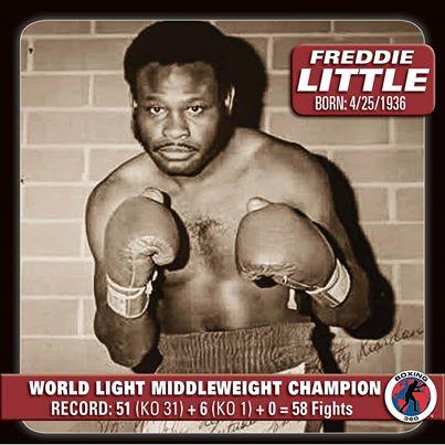 Freddie Little