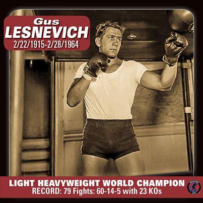 Gus Lesnevich