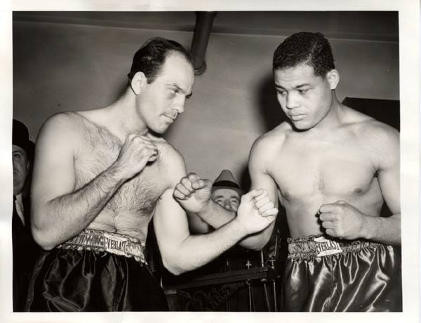 Joe Louis Ko 2 Johnny Paycheck