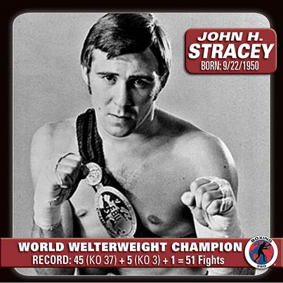 John H. Stracey