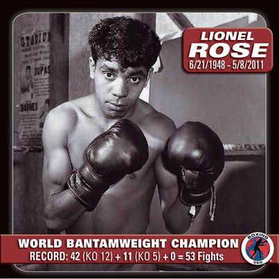Lionel Rose